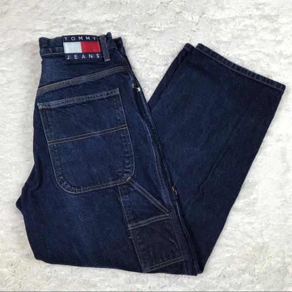 207d9c77 Vintage Tommy Hilfiger Carpenter Jeans. M_5a6cd51dc9fcdf179be4c2e8